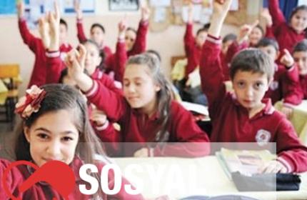 Okuyan Öğrencilere Okul Yardımı