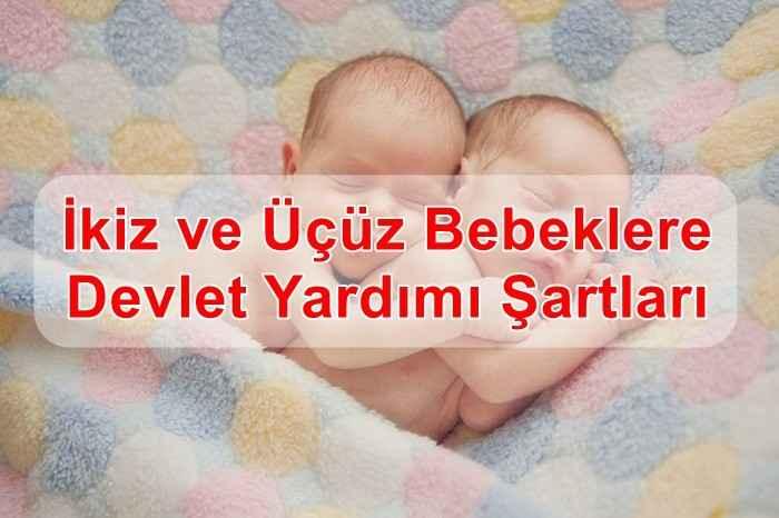 Photo of İkiz ve Üçüz Bebeklere Devlet Yardımı Şartları