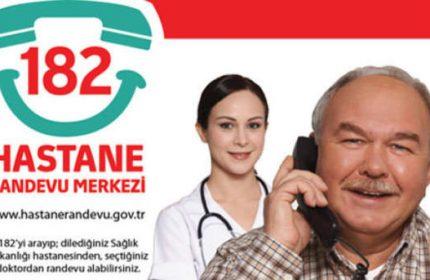 2019 Devlet Hastanesi İnternetten Randevu Alma