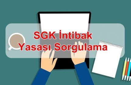 2019 SGK İntibak Yasası Sorgulama