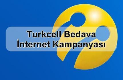 2019 Turkcell Bedava İnternet Kampanyası