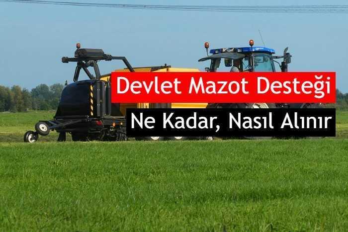 Photo of 2020 Devlet Mazot Desteği Ne Kadar, Nasıl Alınır?