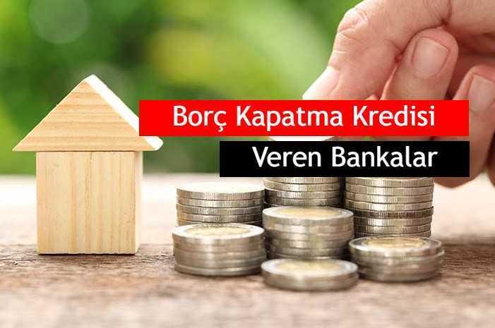Photo of 2020 Borç Kapatma Kredisi (Borç Transfer Kredisi) Veren Bankalar